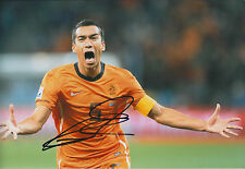 Giovanni VAN BRONCKHORST SIGNED Autograph 12x8 Photo AFTAL COA Dutch RARE
