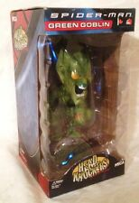 Marvel Comics: Spider-Man Movie NECA Green Glboin Head Knocker