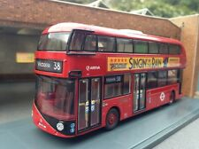 CORGI OOC OM46603 NEW BUS FOR LONDON ARRIVA CORGI COLLECTORS MODEL