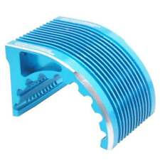 RC Blue Alum Heat Sink For 1/8 Hobbywing Castle leopard Motor 4274 4268 1515