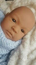 22mm Reborn Baby Doll Eyes Half Round Acrylic Eyes Brown