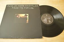 Mark Knopfler - Music From The Film Cal OST Vinyl Record LP VERH17 1984