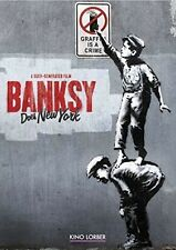 Banksy Does New York (2015, DVD New)