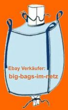 6 Stück BIG BAG 160 cm hoch - 100 cm x 100  cm Bigbags Sack CONTAINER FIBC Bags