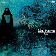 ALAN SORRENTI - ARIA - REISSUE LP CLEAR GREEN VINYL NEW SEALED 2016