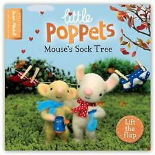 Little Poppets: Mouse's Sock Tree, Metcalf, Paula, New Books