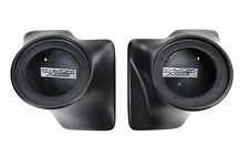 SSV Works Front Speaker Pods - Unloaded Pair No Speakers 1997-2006 Jeep Wrangler
