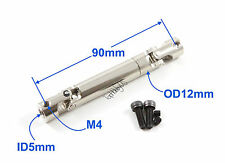 90mm Variable Transmission Drive Shaft for Buggy SCX10/D90/TF2 US TH037-04301