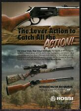 2010 ROSSI Rio Grande 30-30 Win.Lever Action Rifle AD Advertising