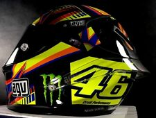 AGV Pista GP Corsa Double Face Winter Test Valentino Rossi Helmet Extra Small XS