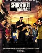 SHOOTOUT AT WADALA (2013) JOHN ABRAHAM, ANIL KAPOOR - BOLLYWOOD DVD