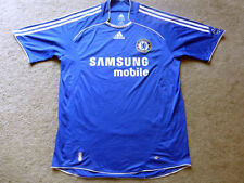 Chelsea 06/07 XL Adidas Football Shirt Soccer Jersey Camesita Trikot Kit Top GC
