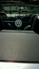 Vw eos wind deflector