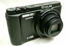 Casio Exilim EX-ZR1000 16.1 MP Digital Camera - Black *superb *warranty