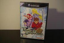 Tales of Symphonia (Nintendo GameCube, 2004) *Tested