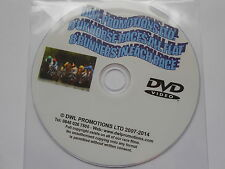 9 RACE NIGHT FILMS ON 1 DVD SET D =9 UK FLAT RACES ONLY -PARTY AND GAMES