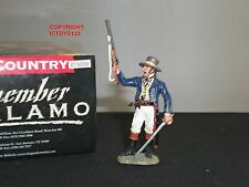 KING AND COUNTRY RTA50 ALAMO COLONEL TRAVIS FIGHTING METAL TOY SOLDIER FIGURE