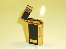"Zippo contempo gas lighter - ""Basic Black nº 715 standard"" - 1985-Embalaje original-Japón"