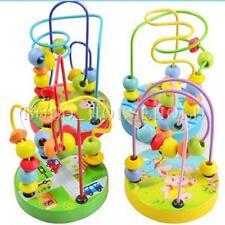 Circuit de motricité jouet pour bébé enfant en bois boulier jeu d'éveil éducatif