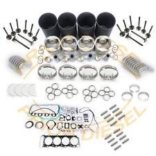 Isuzu 4HK1 Overhaul Rebuild Kit For Chevrolet Isuzu NPR NQR NRR GMC 5.2L Diesel