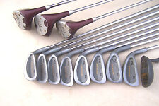 SALE-Set Dunlop TD Plus Golf Clubs RH with Bag