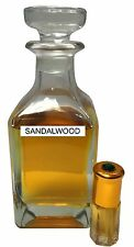 SANDALWOOD EXCLUSIVE BY AJMAL 12ML-WOODY-OUDY-ATTAR-ITR-GOOD QUALITY PERFUME OIL