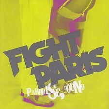 Paradise, Found by Fight Paris (CD, Jan-2007, Trust Kill)