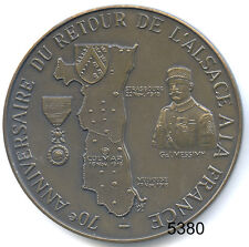 5380 - MEDAILLE .MEDAILLES MILITAIRES