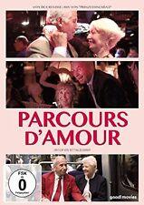 DOKUMENTATION - PARCOURS D'AMOUR  DVD NEU