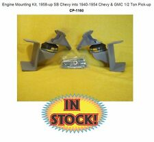 Chassis Engineering Engine Motor Mount Kit for 1940-54 Chevy GMC P/U - CP-1160