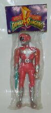VINTAGE RARE MIGHTY MORPHIN POWER RANGERS PINK MEXICAN ACTION FIGURE 8''