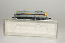 ATLAS N SCALE ERIE LACKAWANNA #1039 RS-3 DIESEL LOCOMOTIVE ENGINE, NEW IN CASE