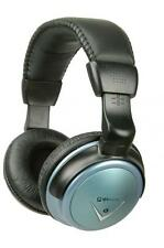 AV:Link 100.628 Professional Quality Stereo Headphones With Volume Control - New