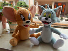 Official Tom and Jerry Cartoon Plush Doll Soft Cute Stuffed Toy Anime Cat&Mouse