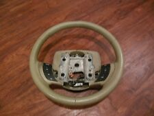 2005-2011 OEM Ford Crown Victoria Steering Wheel w Cruise Control MD CAMEL