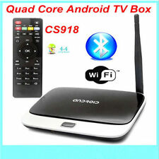 WIFI HD 1080P HDMI Mini PC Quad Core 8GB CS918 Android4.4 Smart TV BOX XBMC USA