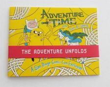 SIGNED Jon Chad + Sketch Adventure Time SDCC 2012 Exclusive Minicomic 552/700
