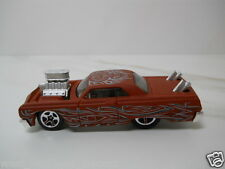 Hot Wheels 1964 Chevy Impala Hot Rod 1/64 Scale JC1