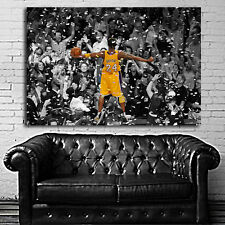 Poster Mural Kobe Bryant Lakers Basketball 35x52 inch (90x132 cm) on Canvas