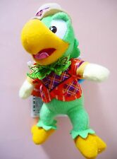 NEW 2014 Tokyo Disneyland Disney Halloween José Carioca plush toys badge Japan