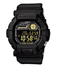 Casio GD-350-1BER G Shock Mens World Time Vibration Alarm Watch
