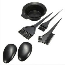New Salon Hair Dye Tint with Hair Brushes Bowl Combo Tools 5pcs Dye Color Brush