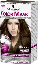 Schwarzkopf Color Mask 550 Golden Brown