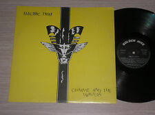 """CHARLIE AND THE TWISTERS - ELECTRIC TWIST - MAXI-SINGLE 12"""" ITALY"""