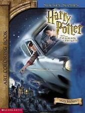 Harry Potter Art Coloring Book #2