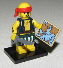 LEGO NEW SERIES 16 SCALLYWAG PIRATE MINIFIGURE 71013 FIGURE