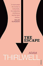 THIRLWELL,ADAM-ESCAPE, THE  BOOK NEW