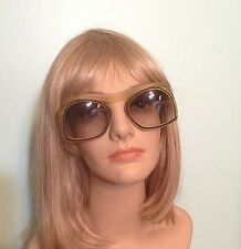 Vintage Christian Dior Butterfly Futuristic Oversized Sunglasses 2043 70 Germany