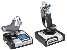 Saitek X52 Hotas Flight Control System Joystick (PC)