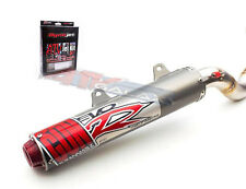 Big Gun EVO R Exhaust Pipe Muffler Slip On & Jet Kit Suzuki LTZ 400 2003 - 2004